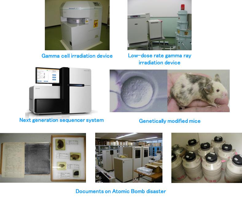 Hiroshima University Research assets / Research equipment